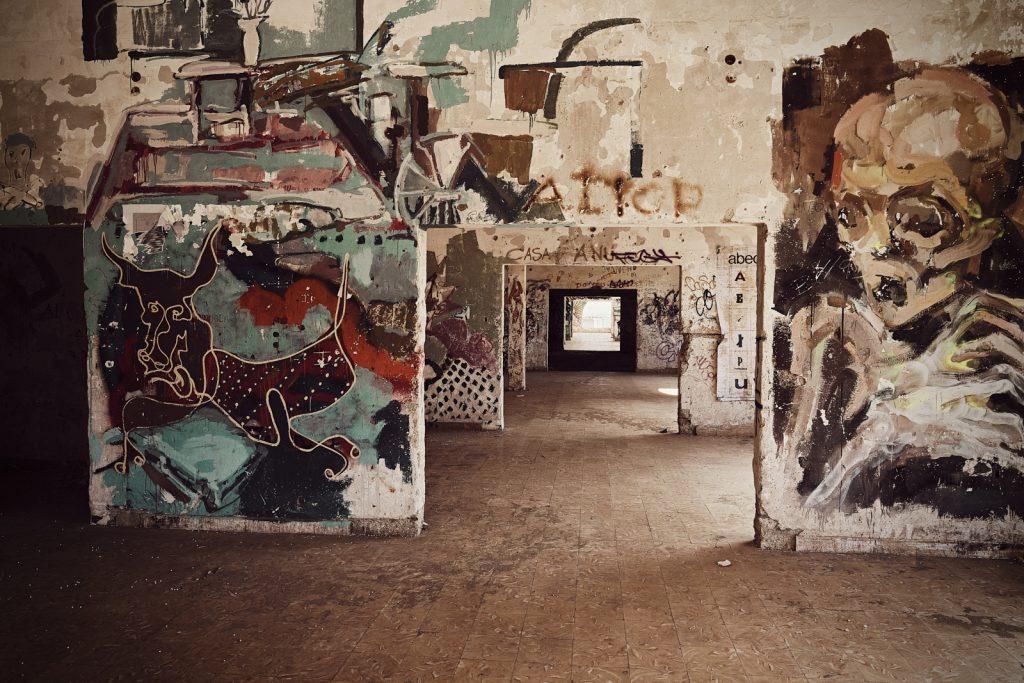Teneriffa -Sanatario de Abona