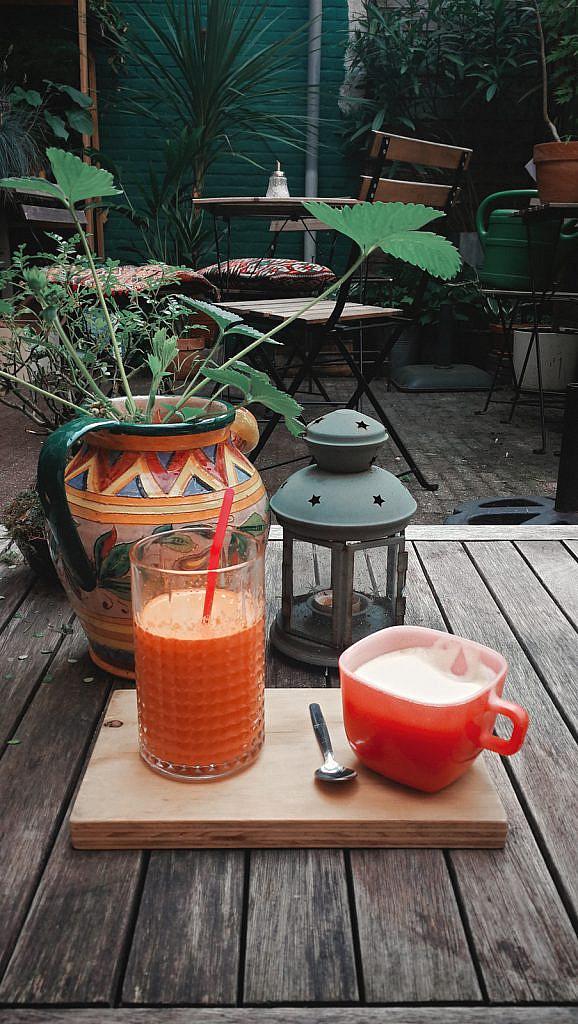 Den Haag Reisetipps Coole Cafés