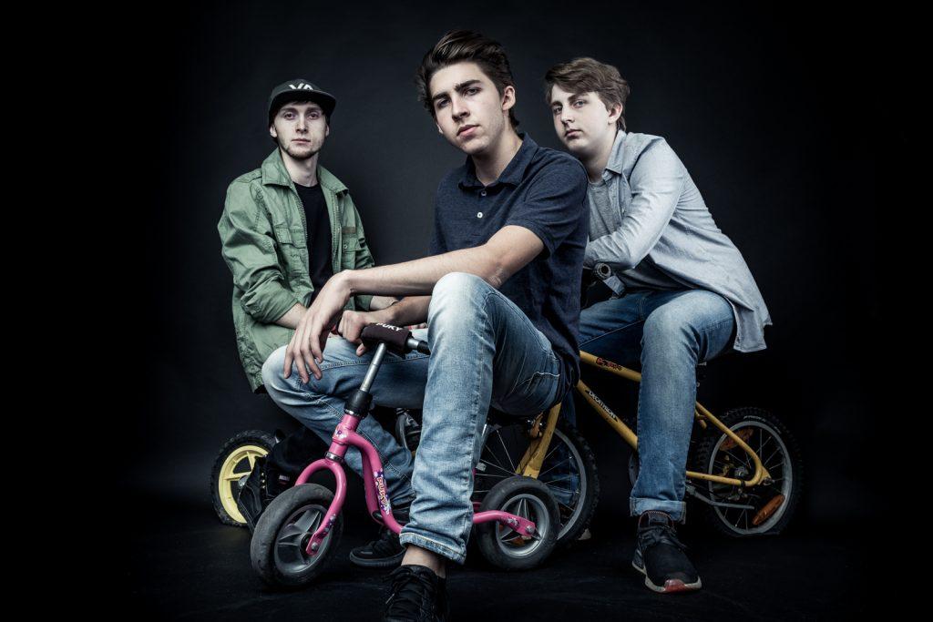 Jungs in der Pubertät