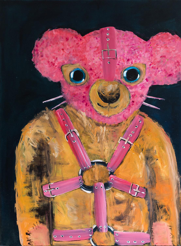 Mutiger Bär - mutig sein