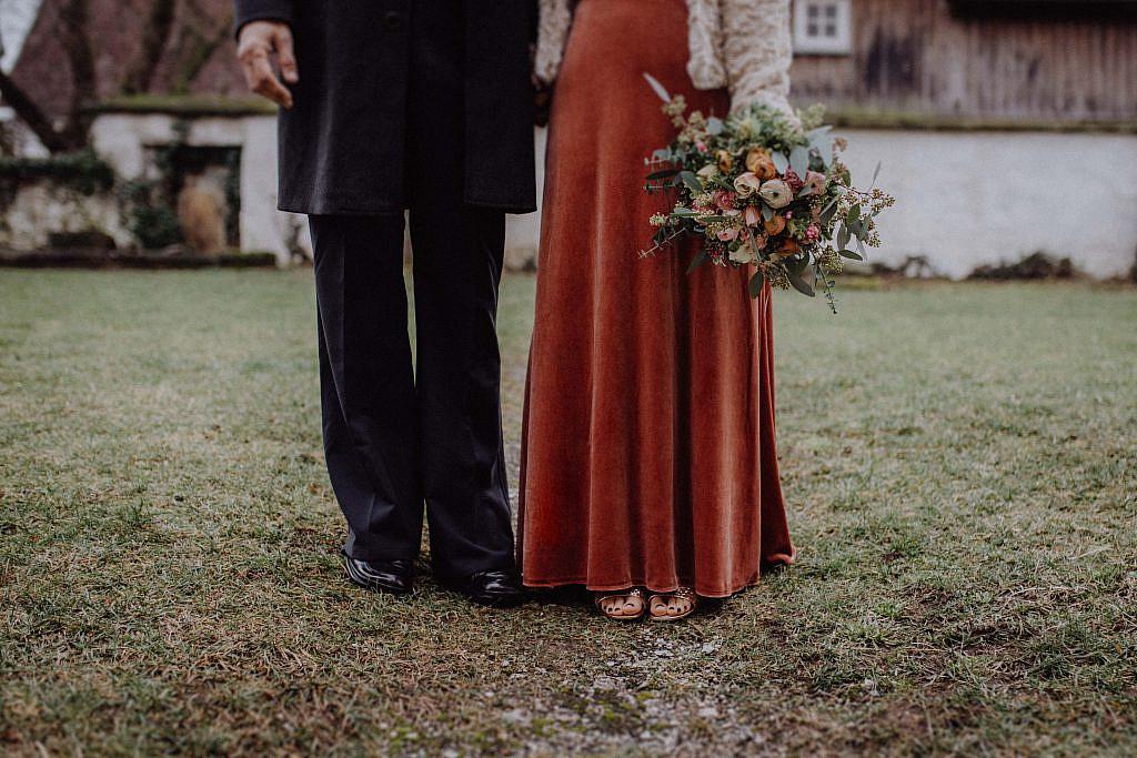 Die 2. Ehe, heiraten über 40