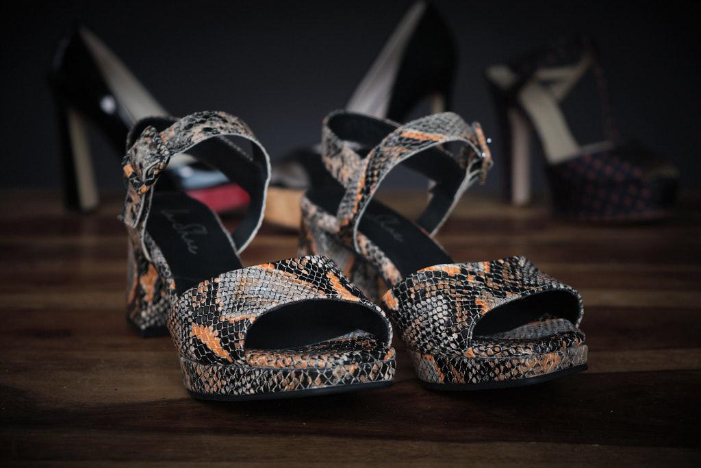 Welche Schuhe bei Hallux Valgus