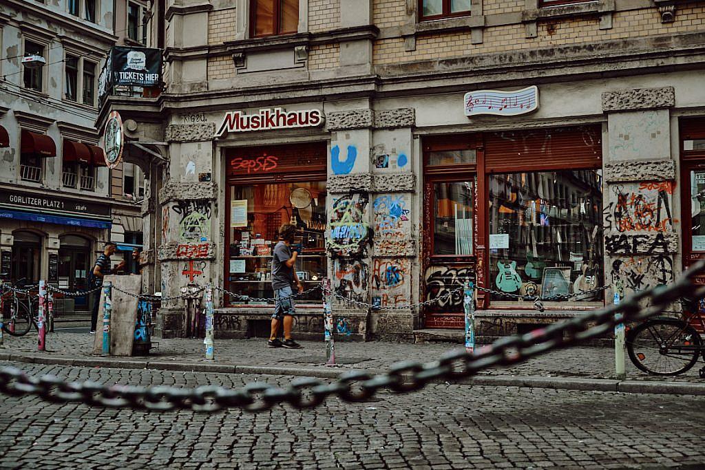 Ein Wochenende in Dresden Spurengeflüster
