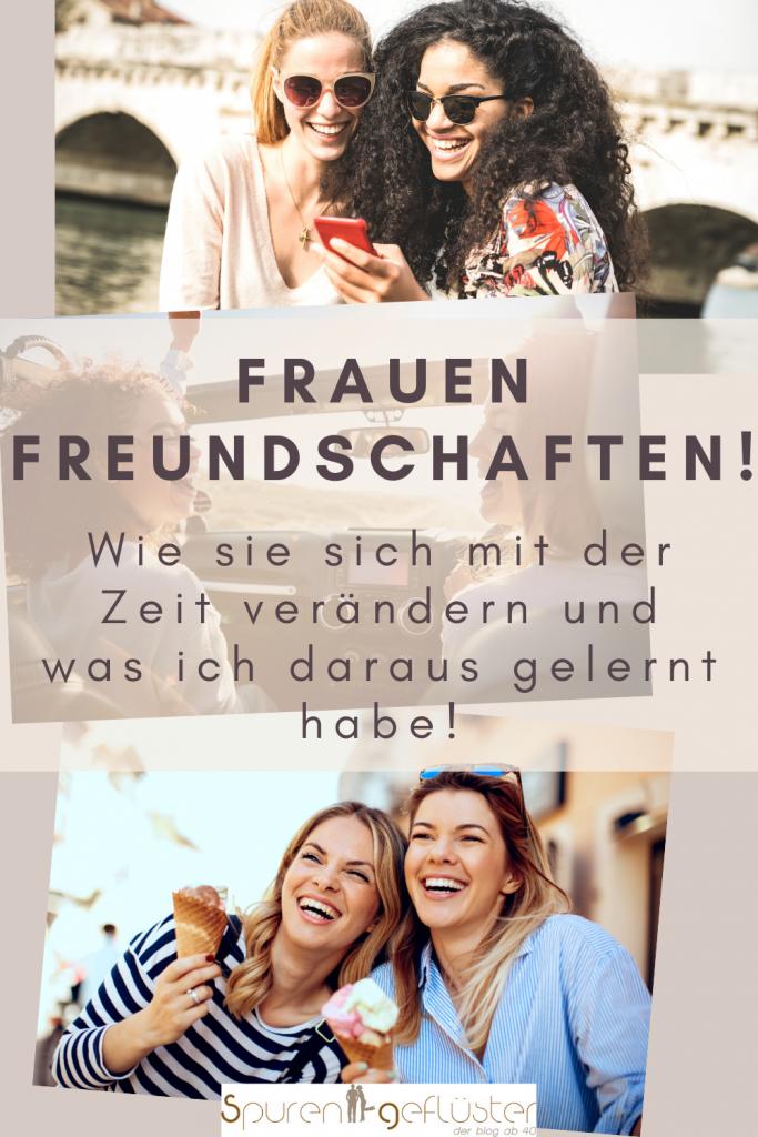 Frauen Freundschaften